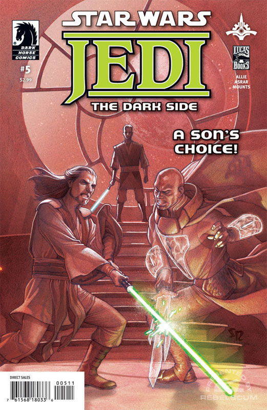 Jedi – The Dark Side #5