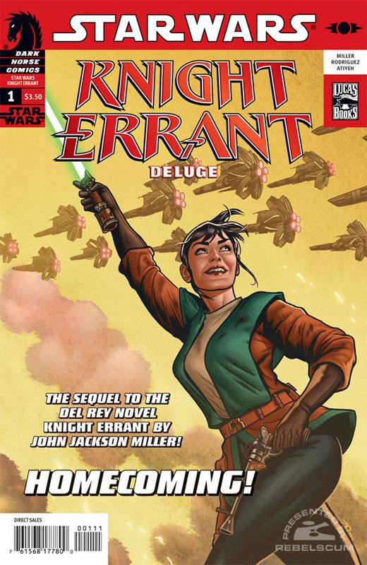 Knight Errant – Deluge #1