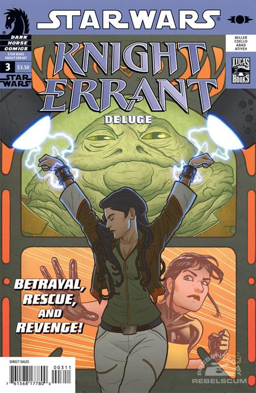Knight Errant – Deluge #3