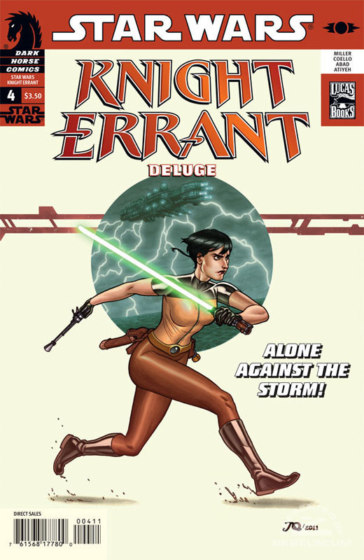Knight Errant – Deluge #4