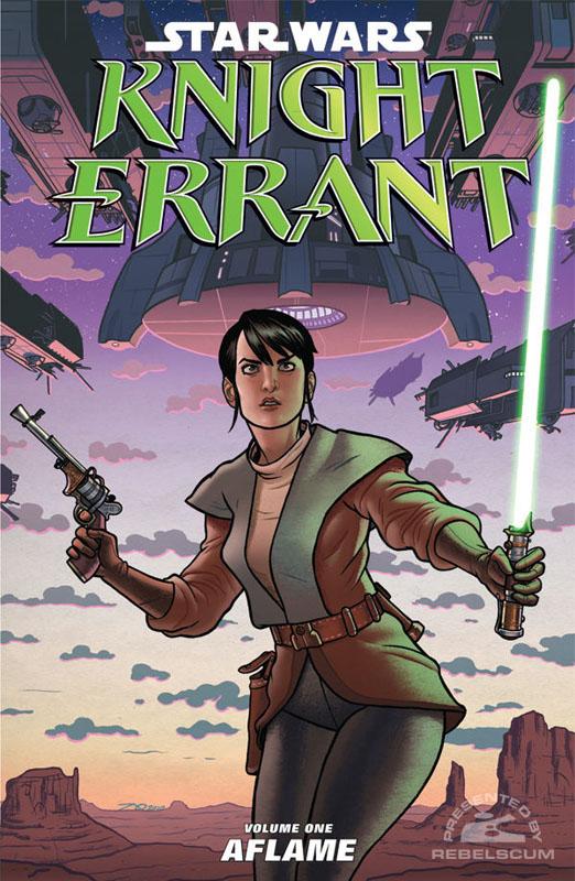 Knight Errant Trade Paperback #1