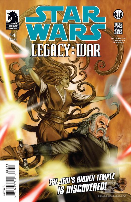 Legacy – War #4