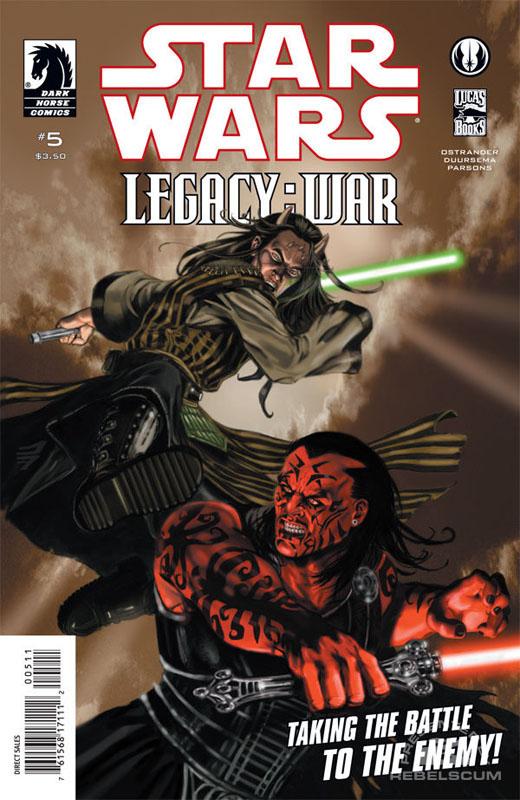 Legacy – War #5