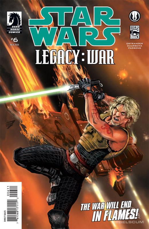 Legacy – War #6