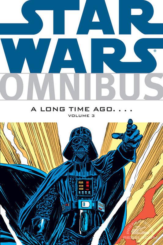 Star Wars Omnibus: A Long Time Ago... #3