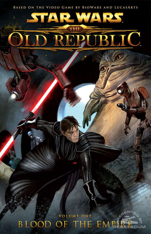 The Old Republic Volume 1 1