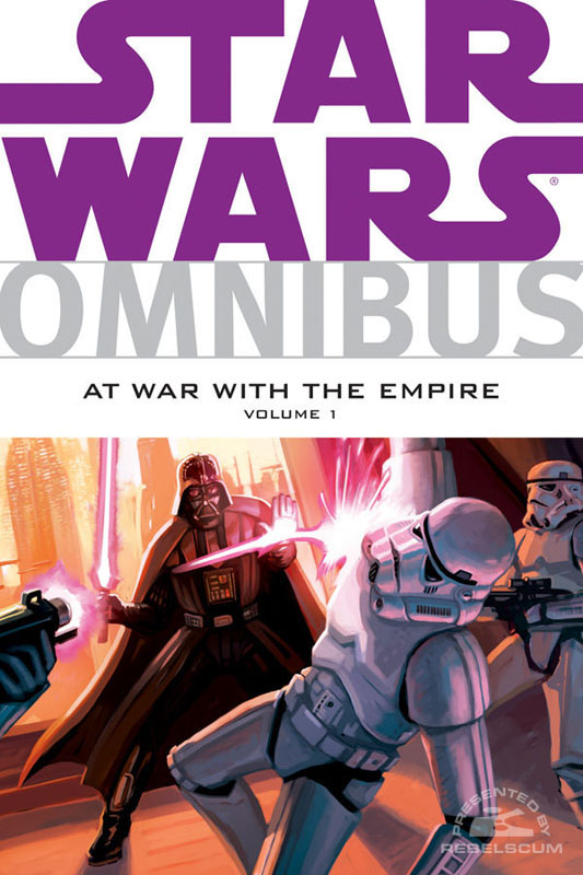 Star Wars Omnibus: At War With The Empire #1