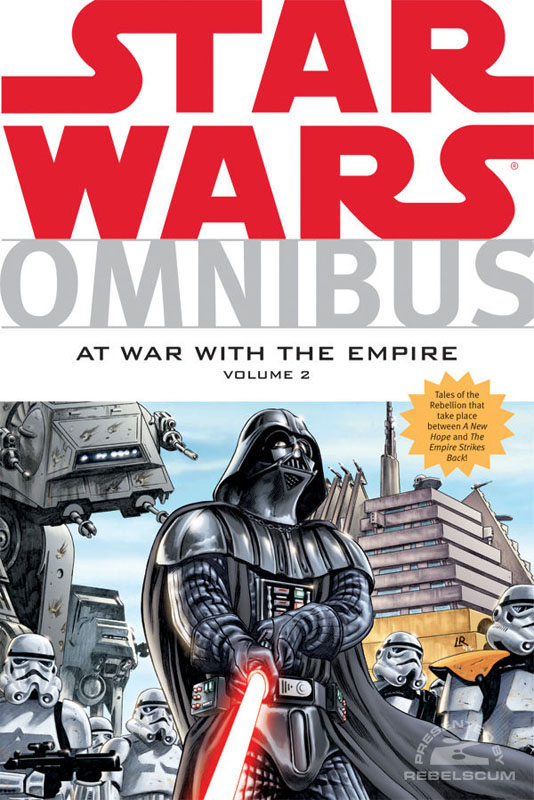Star Wars Omnibus: At War With The Empire #2