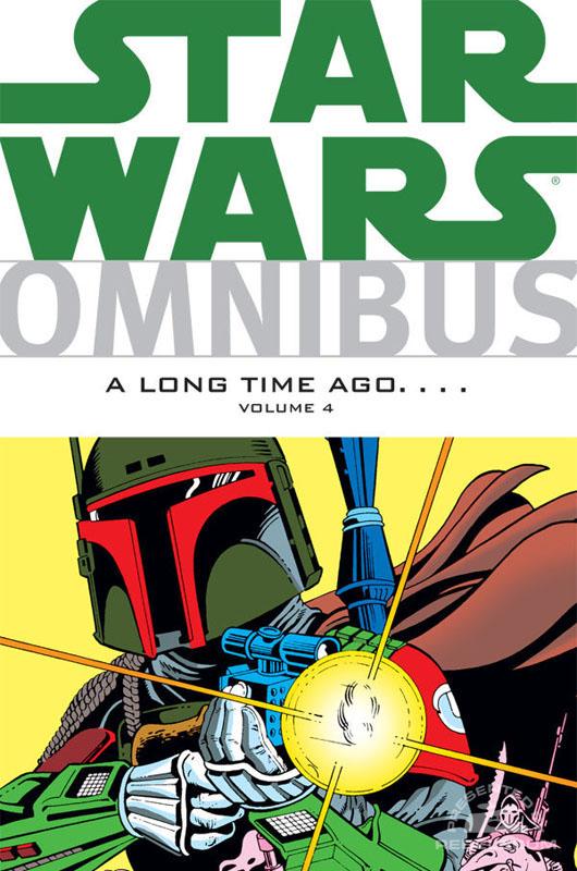 Star Wars Omnibus: A Long Time Ago... #4