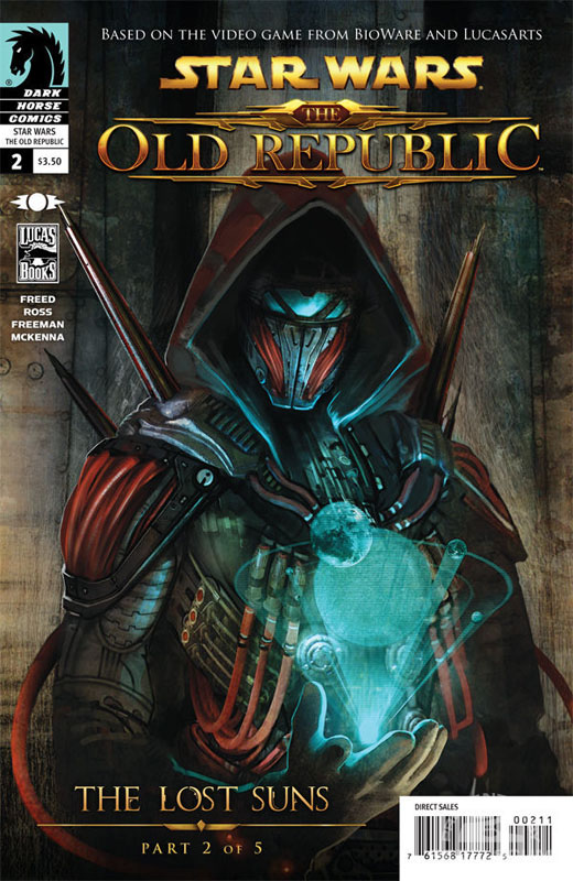 The Old Republic – The Lost Suns #2