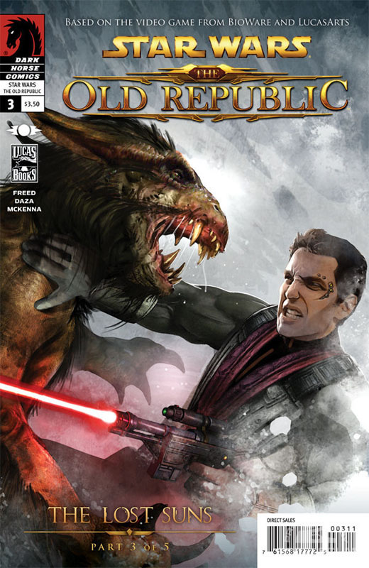 The Old Republic – The Lost Suns #3
