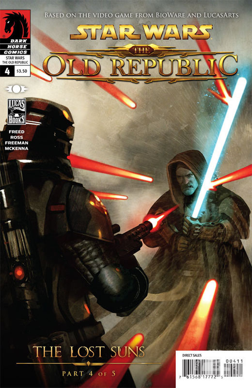 The Old Republic – The Lost Suns #4