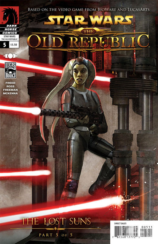 The Old Republic – The Lost Suns #5