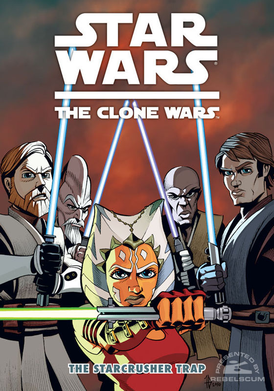 The Clone Wars – The Starcrusher Trap #6