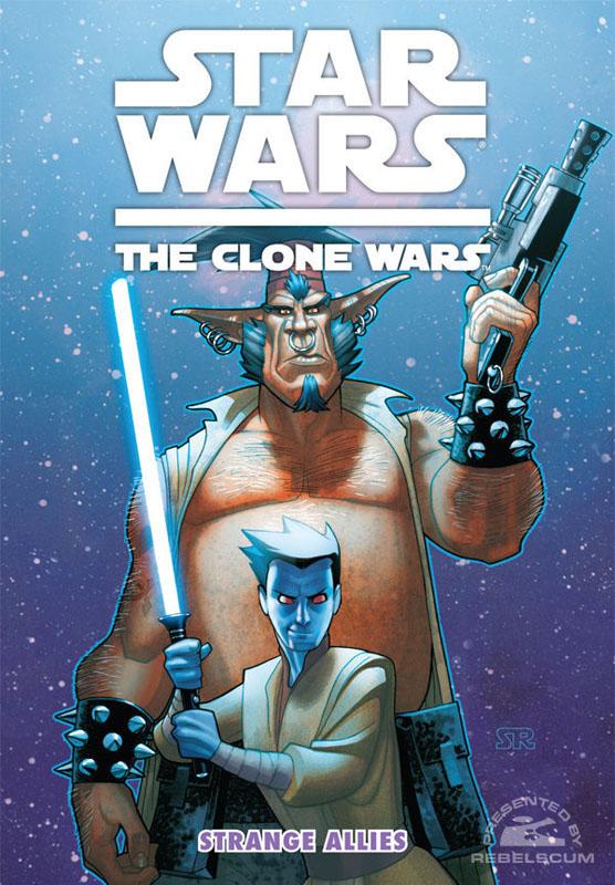 The Clone Wars – Strange Allies #7