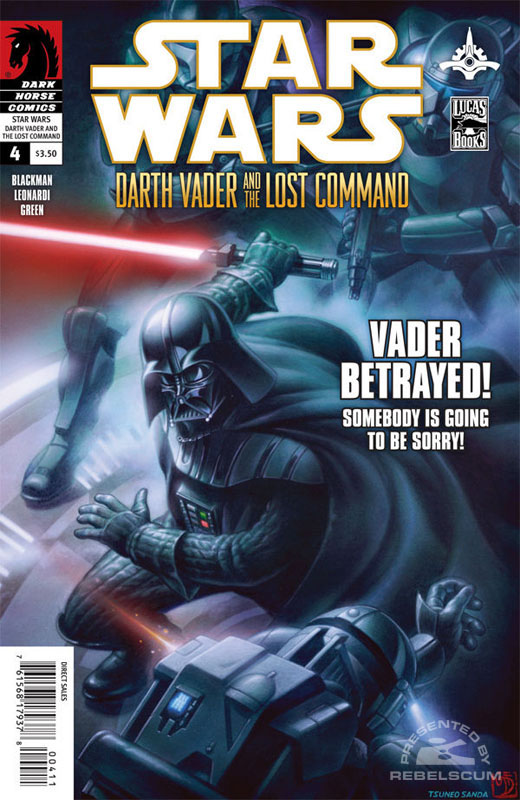 Darth Vader and the Lost Command #4