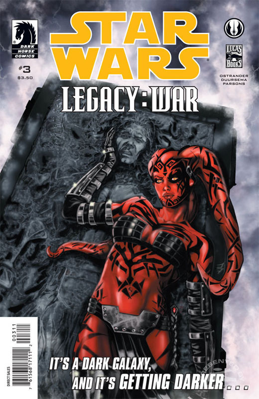 Legacy–War #3