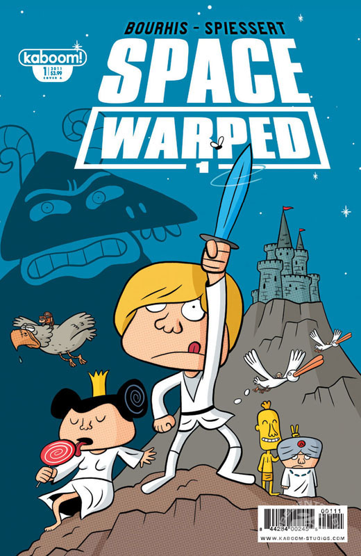 Space Warped 1