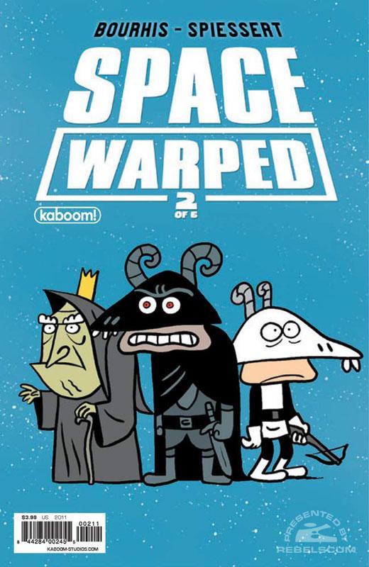 Space Warped 2