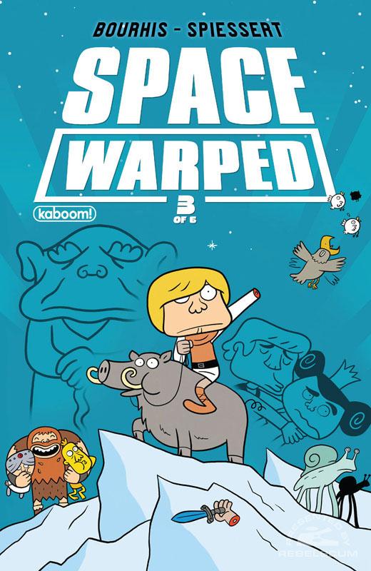 Space Warped 3
