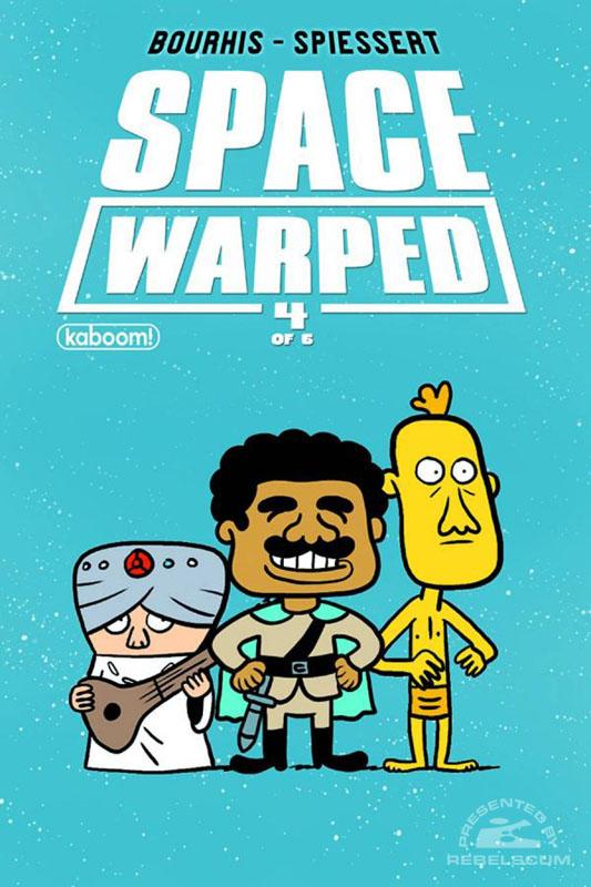Space Warped #4