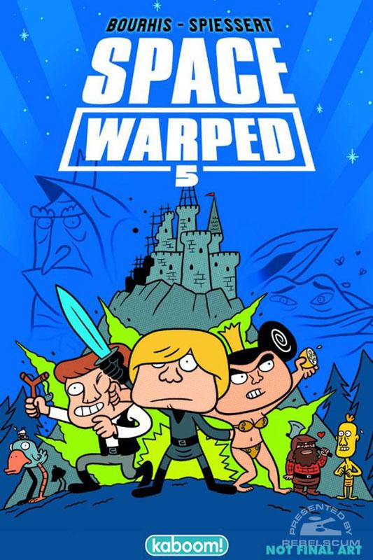 Space Warped 5