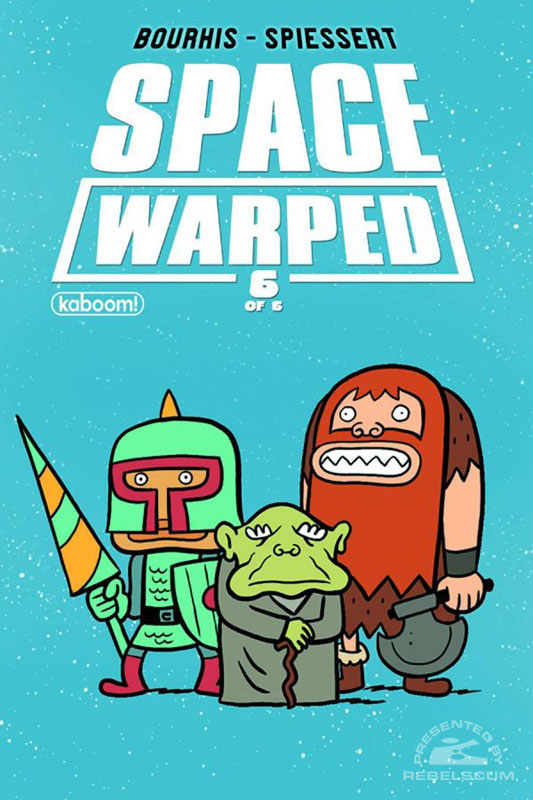Space Warped #6