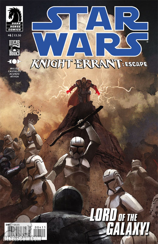 Knight Errant – Escape #4