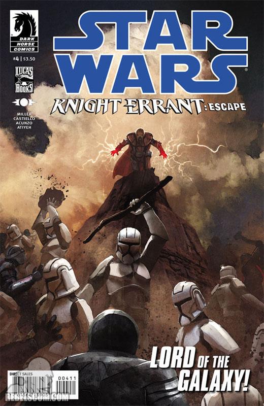 Knight Errant – Escape 4