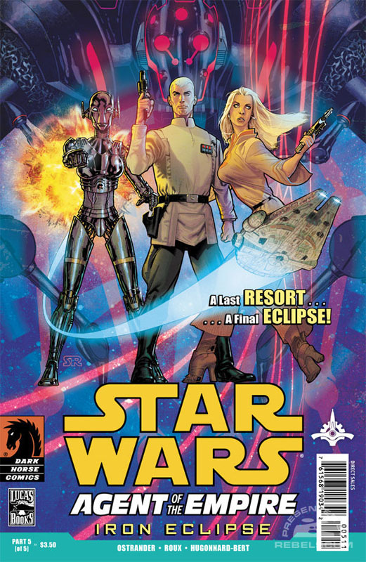 Agent of the Empire – Iron Eclipse #5