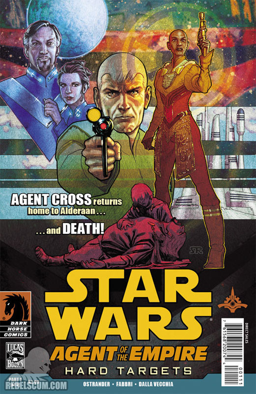 Agent of the Empire – Hard Targets #1