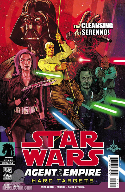 Agent of the Empire – Hard Targets #2
