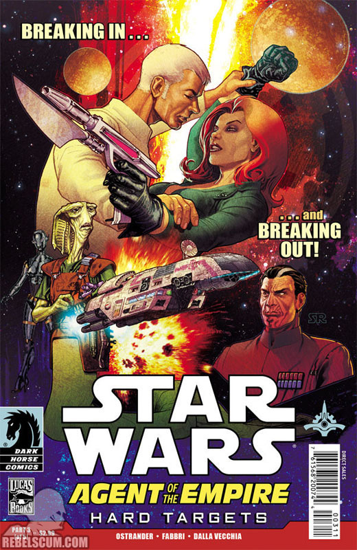 Agent of the Empire – Hard Targets #3