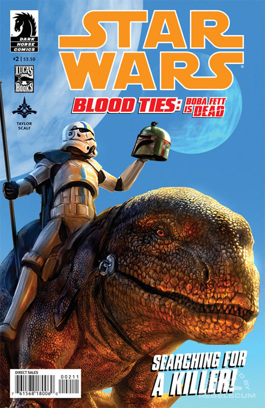 Blood Ties – Boba Fett is Dead #2
