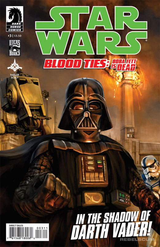 Blood Ties – Boba Fett is Dead #3