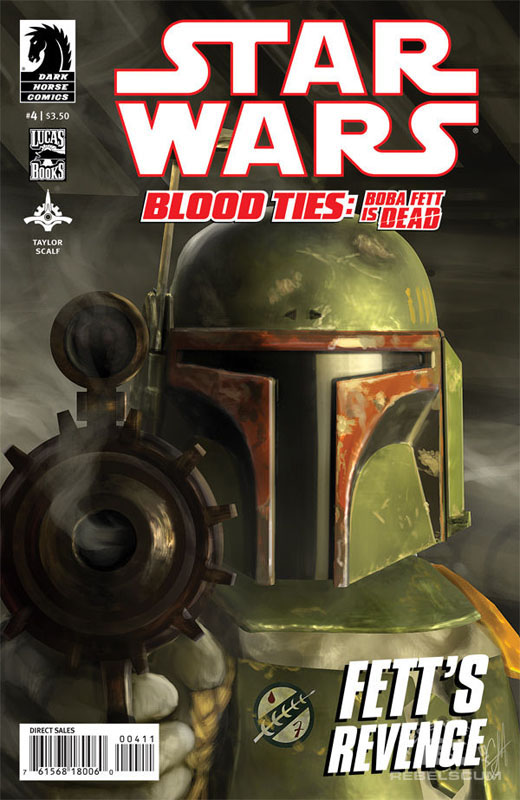 Blood Ties – Boba Fett is Dead #4