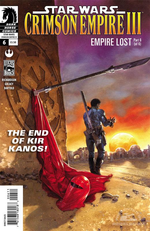 Crimson Empire III – Empire Lost #6