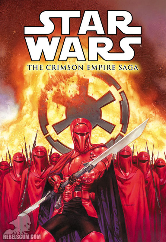 Crimson Empire Saga Hardcover