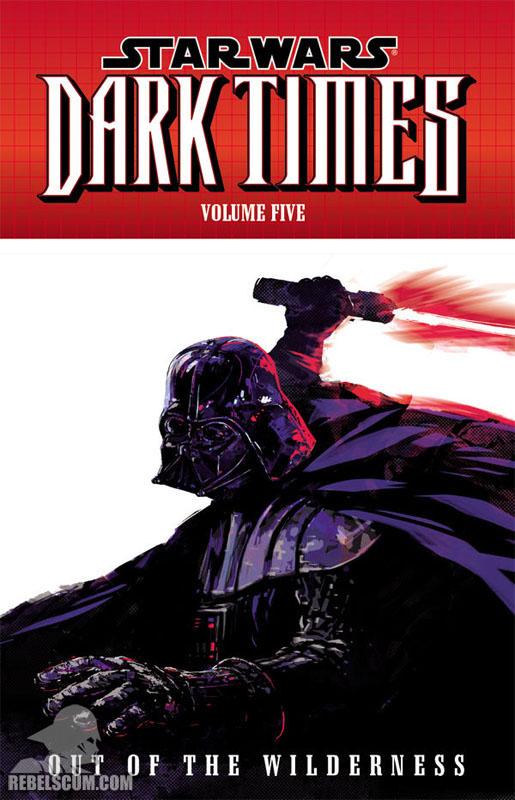 Dark Times Trade Paperback #5