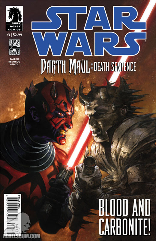 Darth Maul – Death Sentence 3