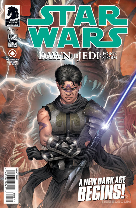 Dawn of the Jedi – Force Storm #5