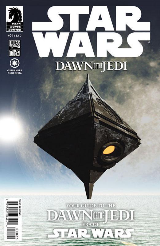 Dawn of the Jedi 0 (3rd Printing)