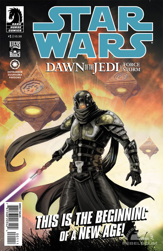 Dawn of the Jedi – Force Storm #1