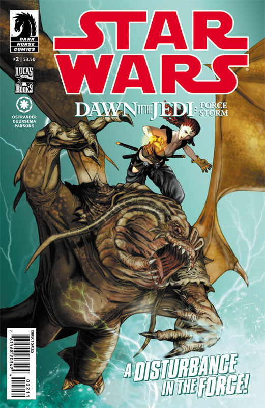 Dawn of the Jedi – Force Storm #2