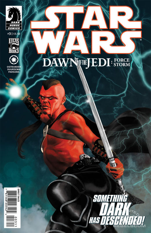 Dawn of the Jedi – Force Storm #3