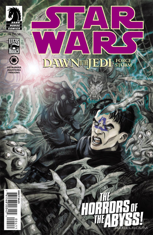 Dawn of the Jedi – Force Storm #4