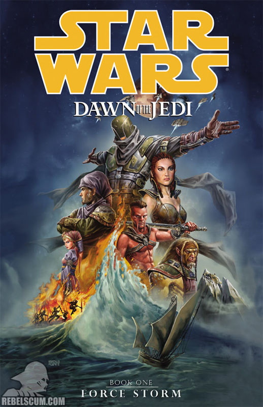 Dawn of the Jedi – Force Storm Trade Paperback #1