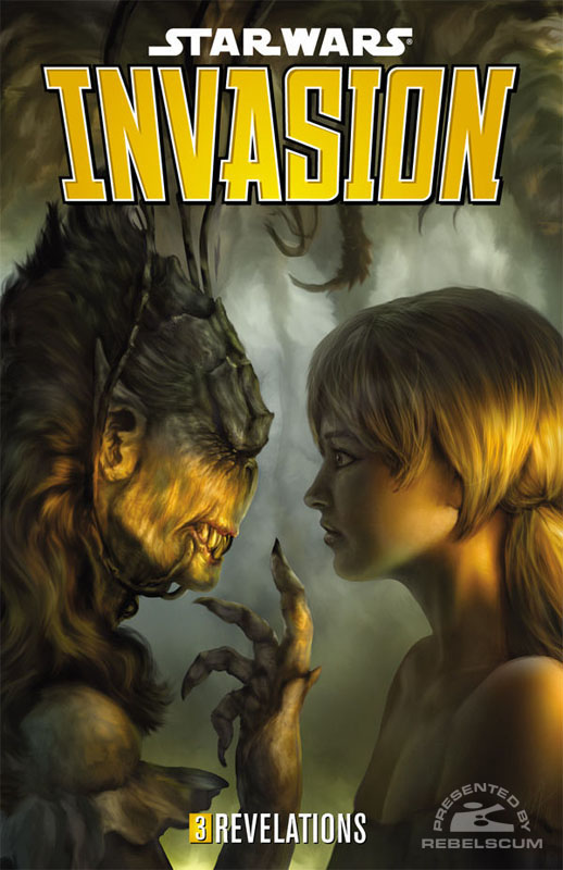Invasion – Revelations Trade Paperback #3