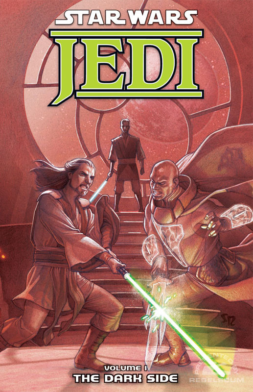 Jedi – The Dark Side Trade Paperback