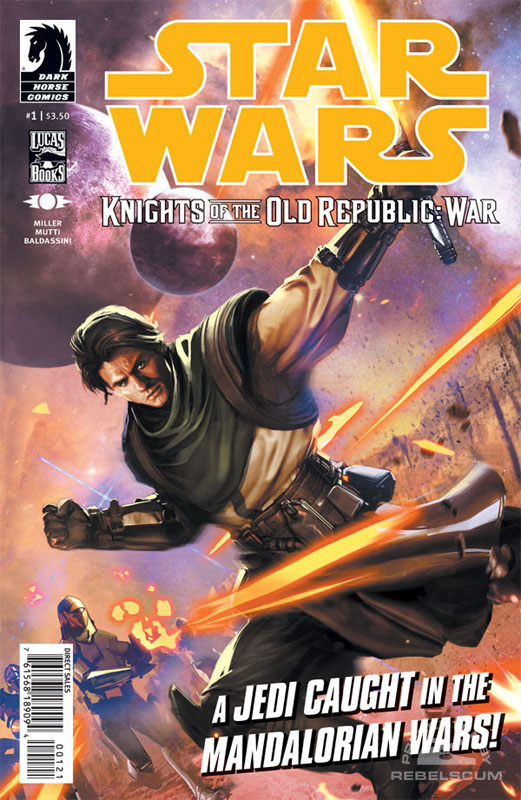 Knights of the Old Republic – War #1